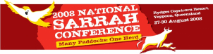 2008 SARRAH Conference