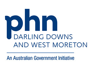 Darling Downs and West Moreton PHN Logo