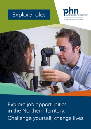NT PHN Explore Job Opportunities